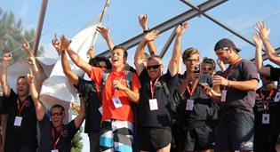 Brunier Bois champion inter-entreprises en Dragon Boat
